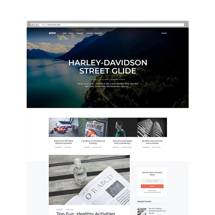 992f17db4ee1a Quality   Fresh WordPress Themes - Themnific Themes